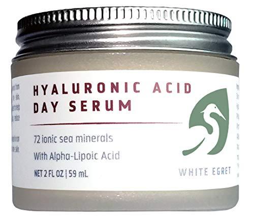 White Egret Hyaluronic Acid Day Serum - 2 Oz by White Egret