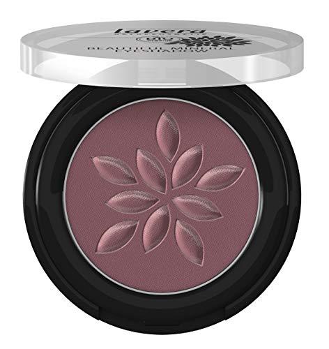 lavera Beautiful Mineral Eyeshadow -Burgundy Glam 38- Lidschatten ∙ Traumhaft sanfte Textur Naturkosmetik Natural Make-up Bio Pflanzenwirkstoffe 100% natürlich 3er Pack (3x 2 g)