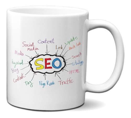 Caneca Seo Marketing Estratégico Presente Criativo