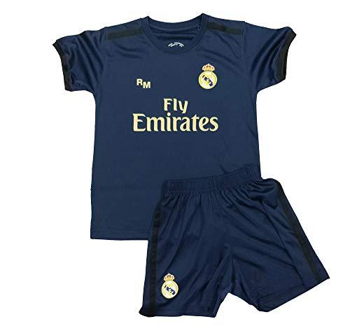 Real Madrid Trikot und Hose für Kinder, offizielles Replikat