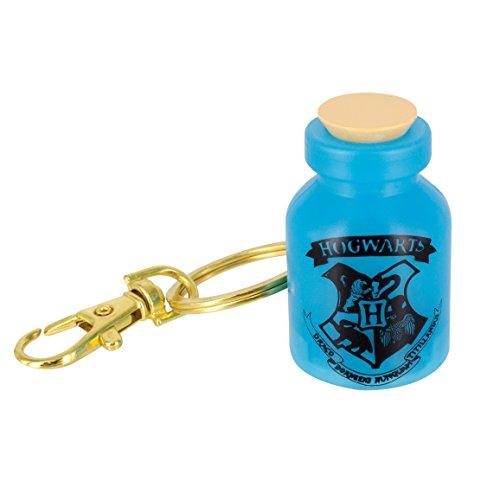 Harry Potter Schlüsselanhänger Zaubertrank Potion mit Licht
