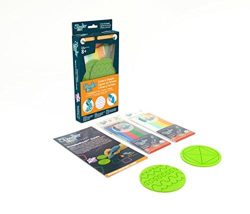 3DOODLER Kit di Start Multi-Shape doodleblock
