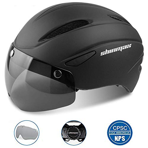 top rated Shinmax Bicycle Helmet, Men / Women Bicycle Helmet CPSC Safety Standard with Detachable Magnets… 2020
