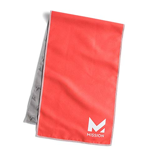 MISSION Original Cooling Towel, Fiesta, One Size