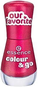 Essence 77521 Colour And Go Nail Polish 169 A Hint Of Love, 8 Ml