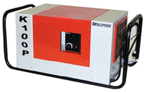 Ebac K100P 97 Pint Commercial Dehumidifier