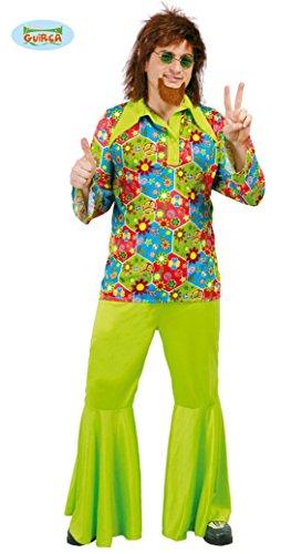 Flower Power kostuum voor mannen