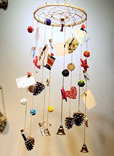 Me Wind Chime DIY Materiaal Pakket Digitale Kaart Wind Chime Handgemaakte Materiaal Pakket Creatieve Wind Chime Ornamenten