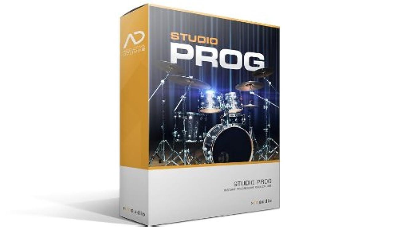 ページできるインタフェース『並行輸入品』XLN Audio◆Studio Prog ADpak◆ Addictive Drums2専用拡張音源 ノンパッケージ/ダウンロード形式