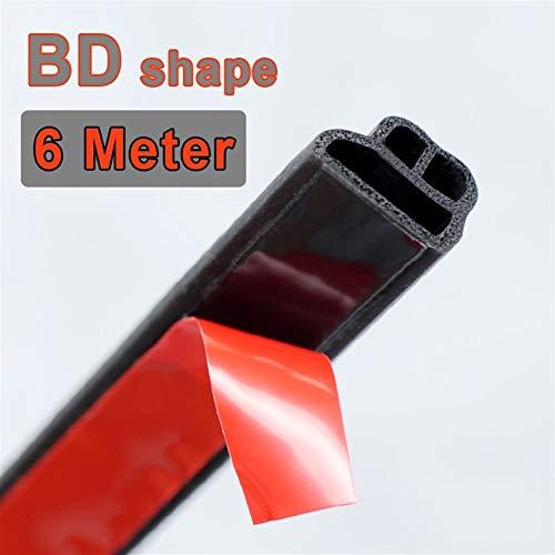 LSB-CHUNJIE3, Sello etiqueta forma 1pc BD goma puerta