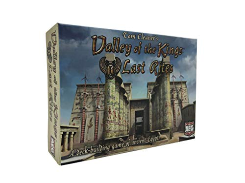 Alderac Entertainment ALD05882 Kartenspiel Valley of The Kings: Last Rites