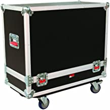 Gator Cases G-TOUR Series ATA Style Road Case fit for 2x12 Electric Guitar Amplifiers; (G-TOUR AMP212)