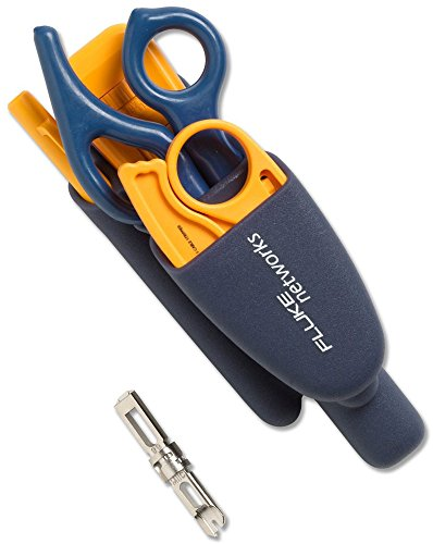Fluke Networks 11291000 Pro-Tool Kit IS40 with Punch Down Tool