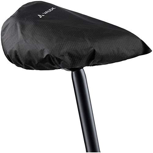 VAUDE Raincover for Saddles Regenhülle, Black, One Size