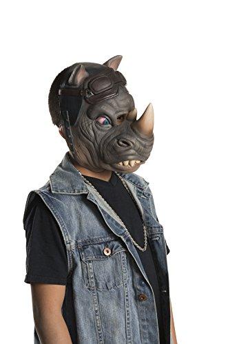 Rubie's Costume Kids Teenage Mutant Ninja Turtles 2 3/4 Rocksteady Mask