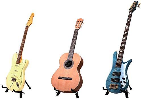 KCコンパクトギタースタンド折りたたみ式GS-150B