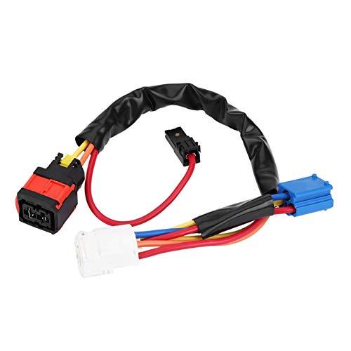 Akozon Interruptor de encendido Bloqueo Barril Cable de cable para 206406 XSARA PICASSO