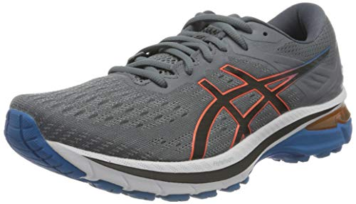 ASICS Herren GT-2000 9 Road Running Shoe, Metropolis/Black, 44 EU