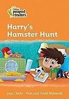 Level 4 – Harry's Hamster Hunt (Collins Peapod Readers)
