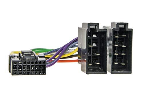 ACV 456007Radio Cavo di collegamento per FÃ ¼ r Sony radios 16poli su ISO