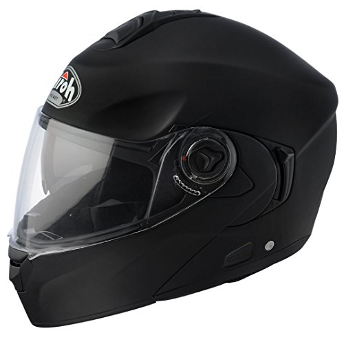Airoh Motorrad Helme Black, Größe XXL