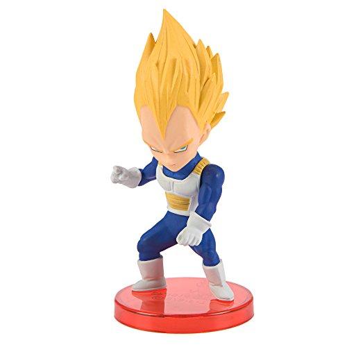 Dragon Ball Z WCF Super Saiyans Vegeta SSJ SSJ Figura (Juguete)