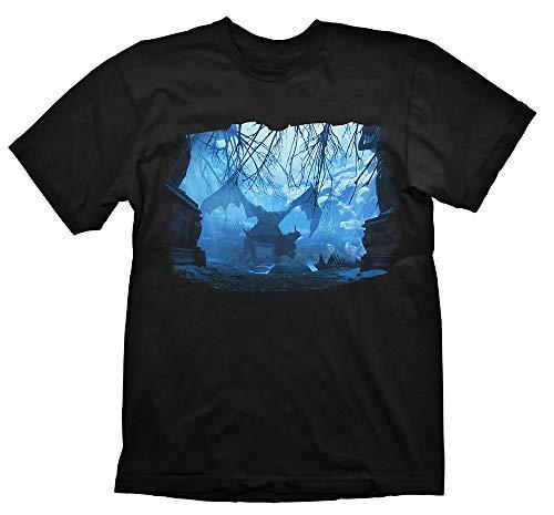 Dragon Age Inquisition T-Shirt Dragon Mist Size L