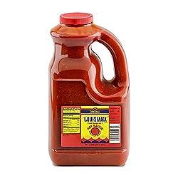 in budget affordable Louisiana original hot sauce, 1 gallon