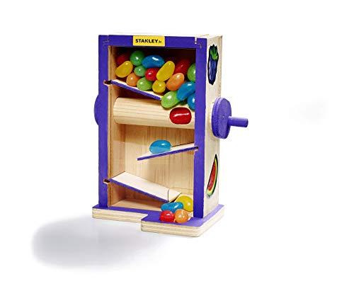 Stanley Jr DIY Candy Maze Building Kit for Kids JK009-SY: Children's Boy or...