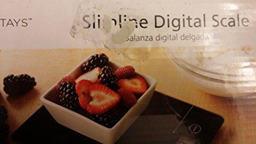 Mainstays Slimline Digital Scale