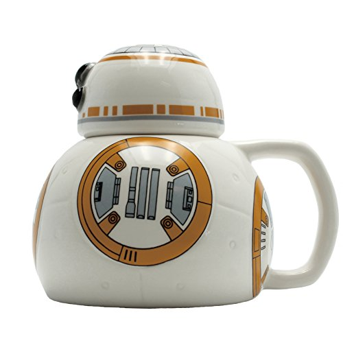 ABYstyle - STAR WARS - Taza 3D - BB8