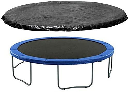 NYZXH 6FT 8FT 10FT 12FT 13FT 14FT 15FT 16FT Trampolín de trampolín Cubierta de Tela de Lluvia El Tiempo y protección de la Lluvia Material Grueso Resistente a UV (Size : 6FT)