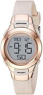 Armitron Sport 45/7012 - Reloj cronógrafo digital para mujer