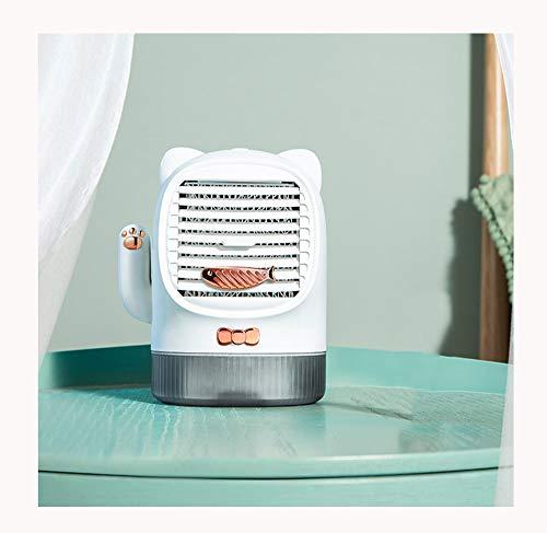 UV-Desinfectielamp, Draagbare USB-Aromatherapiemachine Nachtlampje Met Ventilatorfunctie Thuis School
