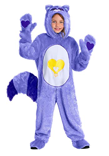 Care Bears & Cousins Toddler Bright Heart Raccoon Costume 2T