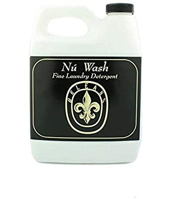 Orleans Home Fragrance Nu Wash Fine Laundry Detergent - Orleans No. 9-128 Fl oz