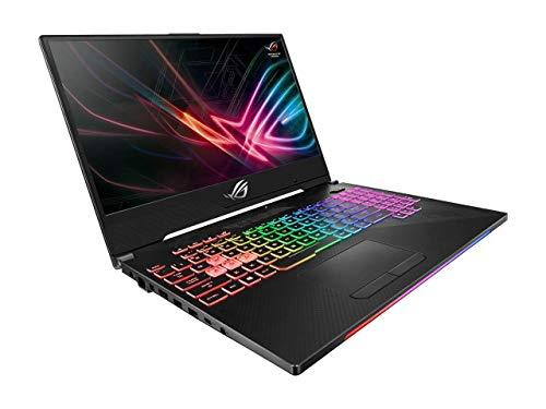ASUS 15.6' ROG Strix Scar II 144Hz 3 ms IPS Slim Bezel Display, GeForce GTX 1070 8 GB, Intel Core i7-8750H (up to 3.9 GHz) 512GB PCIe NVMe M.2 SSD 16GB DDR4, RGB Keyboard Model GL504GS-DH76