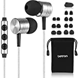 Betron B650 Noise Isolating Earphones Headphones