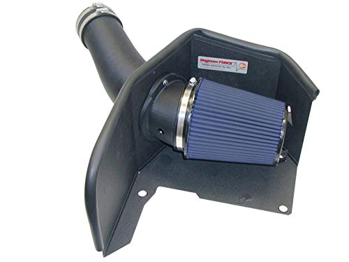 aFe Power Magnum FORCE 54-10792 Ford Diesel Truck 94-97 V8-7.3L (td) Performance Intake System (Oiled, 5-Layer Filter)