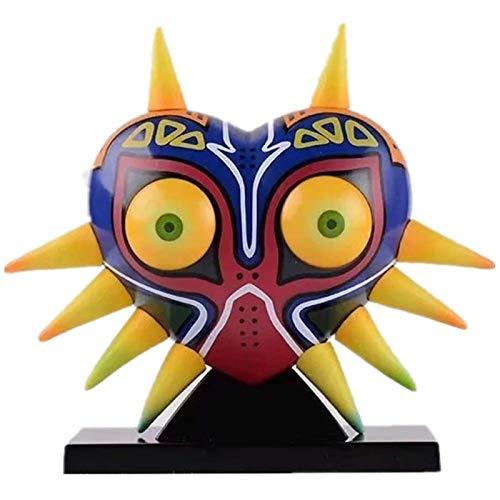 xiaomeng The Legend of Zelda: Majora's Mask Can Emit Light Action Figure 3.94inch