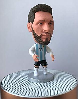 """Argentina Lionel Messi #10 Toy Figure 2.5"""""""
