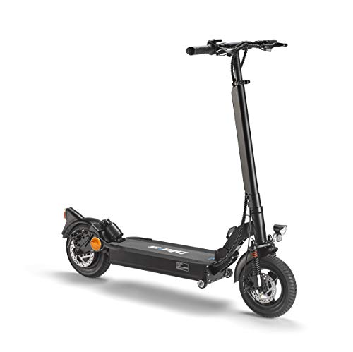 """Karcher Blu:s Stalker XT950 E-Scooter mit Straßenzulassung ABE (13 Ah / 350 Watt / 50 km / 20 km/h) inkl. 10\"""" Luftreifen und Scheibenbremsen"""