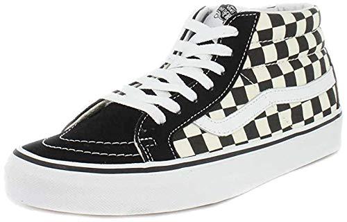 Vans Sk8 Mid Reissue Herren Sneaker Schwarz