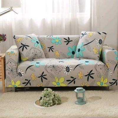 Fundas para sofá, Envoltura Ajustada, Todo Incluido, Antideslizante, seccional, elástico, Completo, Funda para sofá, Toalla para sofá A12, 2 plazas