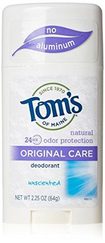 Tom's of Maine - Déodorant en stick sans parfum - 64 ml