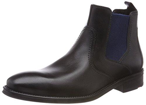LLOYD Herren GALLO Chelsea Boots, Schwarz (Schwarz 0), 42.5 EU