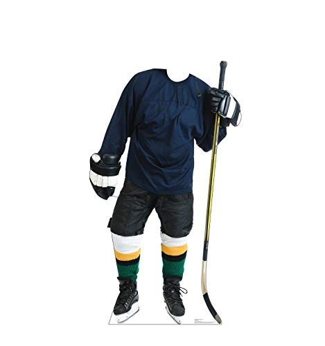 Advanced Graphics Hockey Player Stand-in Life Size Cardboard Cutout Standup