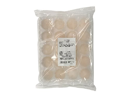 業務用生和菓子 ミニくず白桃 20個入り(冷凍)