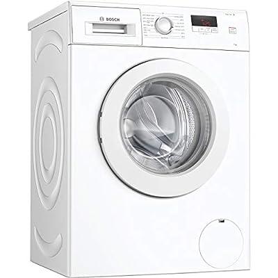 Bosch WAJ24006GB Serie 2 Freestanding Washing Machine with SpeedPerfect, 7kg load, 1200rpm spin - White
