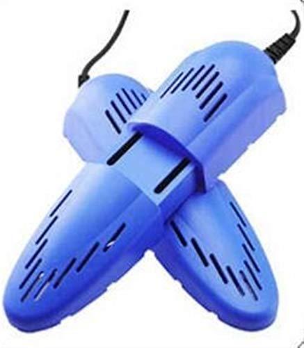 YMYGCC Secador de Zapatos Forma de Carreras Secadora de Zapatos Protección de pie Cubierta Cubierta de Polvo Dispositivo de deshumidificación Calentador de secador de Calzado secador de Botas